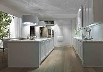 Кухня CASTAGNA CUCINE KITCHENS Princess kitchen